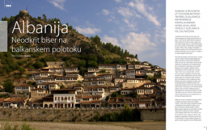 Albania travel, travel blog, travel article