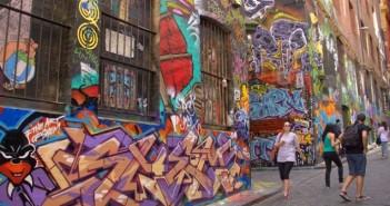 Melbourne, Melbourne Australia, Australia travel, travel to Australia, living in Melbourne, graffiti in Melbourne, street art in Melbourne
