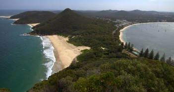 Australia travel, Port Stephens, YHA, Samurai Beach Bungalows, sandboarding, paddling, what to do in Port Stephens