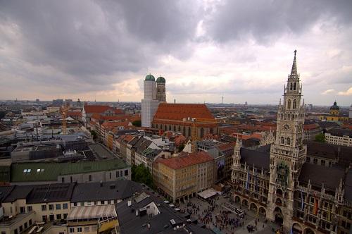 Best Munich tourist attractions