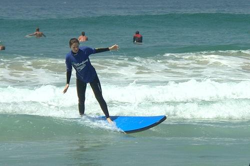 surfing, Bondi Beach, Sydney, Australia