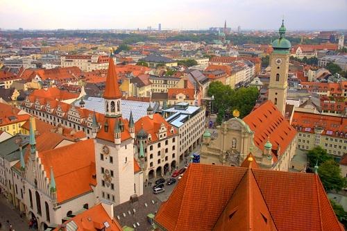 München Germany - hotelroomsearch.net