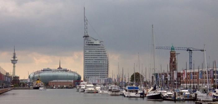 Atlantic Sail City Hotel, Atlantic Hotel Sail City, City hotel Bremerhaven