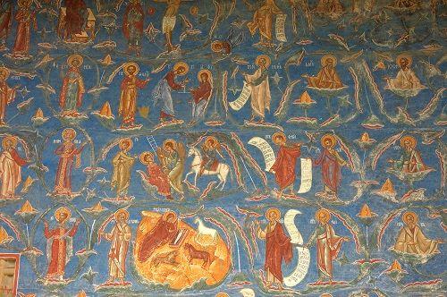 Bucovina painted monasteries, Maramures Romania