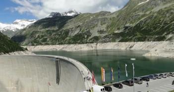 travel to Austria, Austria travel, Gmund, Kolnbrein dam, Bonsai park