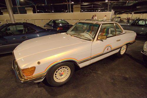 Emirates National Auto Museum, Emirates auto museum, national auto museum