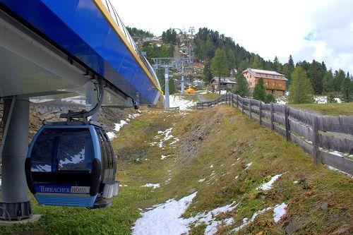 austria for kids, austria with kids, carinthia travel, nocky flitzer tobogganing