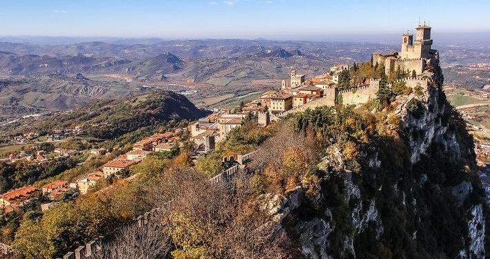 Traveling to San Marino – the world's oldest Republic ...