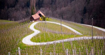 slovenia travel, slovenia tourist attractions, best romantic roads