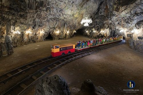Postojna cave, wonders of Europe, Slovenia travel