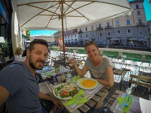 One day in Milan, Milan in one day, Milan travel blog