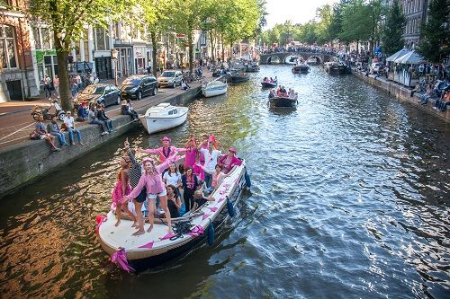 Amsterdam on a budget, Amsterdam travel blog, Amsterdam travel tips