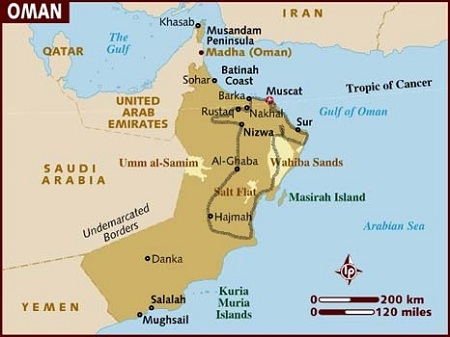 Oman travel itinerary, self-drive Oman, Oman self drive travel