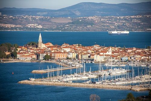 Izola Slovenia, Slovenia travel blog, Best places to visit in Slovenia
