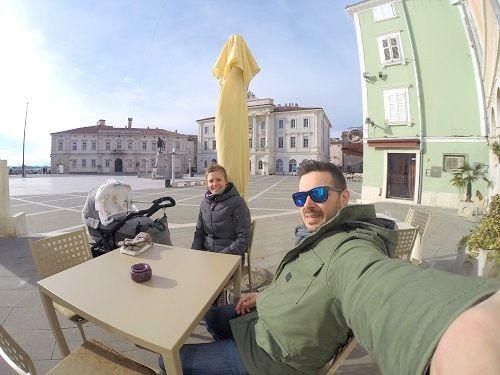 Coastal walk Portorož Piran, Slovenia travel, Piran Slovenia