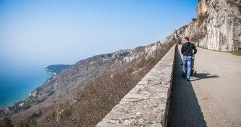Napoleon's road, Strada Napoleonica, Trieste, Villa Opicina