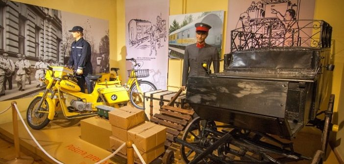 A day trip from Ljubljana: Museum of Post and Telecommunications