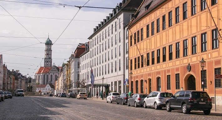 best tourist attractions in augsburg for which you should visit the city nina travels. Black Bedroom Furniture Sets. Home Design Ideas