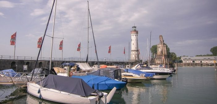 Best reasons to spend your summer holidays in Lindau at the Lake Constance