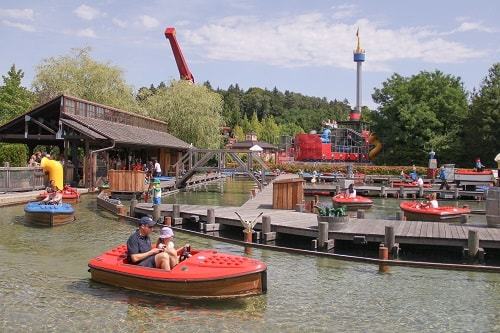 Theme parks Germany, Germany with kids, Germany travel