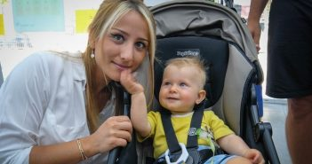Turkey with kids, Turkey with a baby