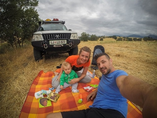 overland, overlanding by car