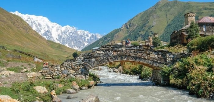 Georgia and the amazing Svaneti