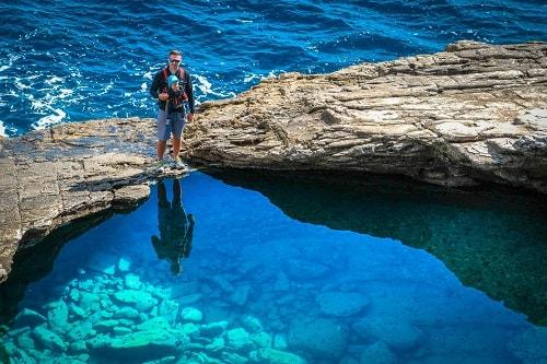 Thassos island, Thasos Island, Thassos Greece