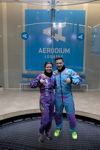 Aerodium Slovenia, wind tunnel to fly, Aerodium Logatec