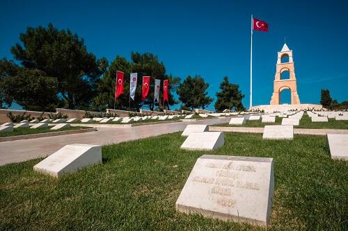 Battle of Gallipoli, Canakkale