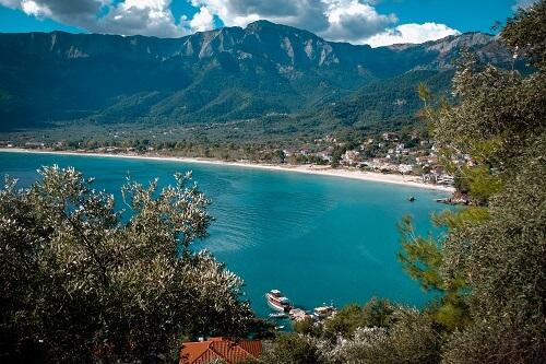 Thassos Island, Island Thassos, Thassos Greece