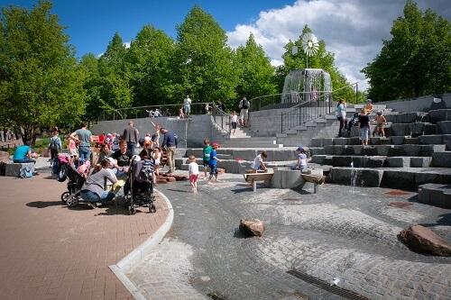 Playmobil Fun park, playmobil Fun park germany, Germany with kids