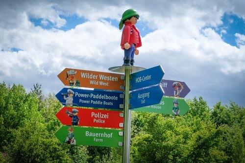 Playmobil Fun Park, Playmobil Germany, theme parks in Germany
