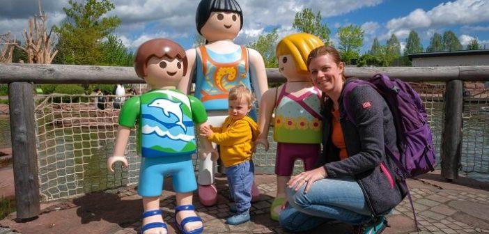 Playmobil Fun Park – theme park for the little explorers