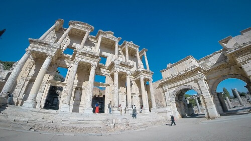 Ephesus, Turkey tourist attractions, Turkey travel blog