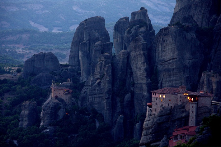 Meteora monasteries, Meteora monastery, Greece Meteora, Travel to Greece, Greece travel, Greece travel guide