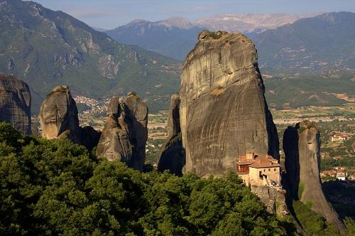 Meteora monasteries, Meteora monastery, Greece Meteora, Travel to Greece, Greece travel, Greece travel guide