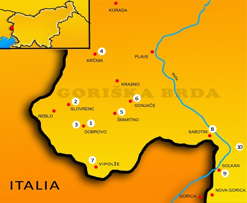 Things to do in Goriška Brda, Kabaj Morel, Kabaj Morel wine, Kabaj Morel homestead, Goriška Brda, Goriška Brda Slovenia, Brda Slovenia, Slovenian wine, Slovenian wines, Travel to Slovenia, traveling to Slovenia, Slovenia Travel, vineyards in Slovenia, wine cellar