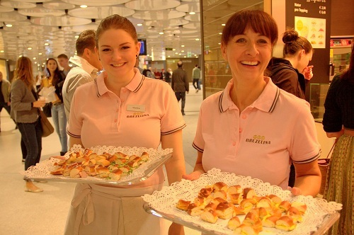 Brezelina, Brezelina pretzels, Brezelina Munich, pretzels in Munich, Munich pretzels, good pretzels in Munich