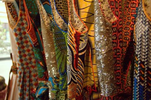 Noh Nee, Noh Nee dirndl, African style dirndl, Designer dirndl, Noh Nee Munich, Oktoberfest dirndl