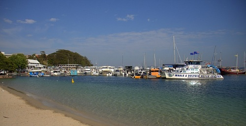 Australia travel, Port Stephens, YHA, Samurai Beach Bungalows, sandboarding, paddling, what to do in Port Stephens