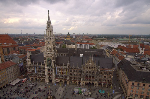 Munich tourist attractions