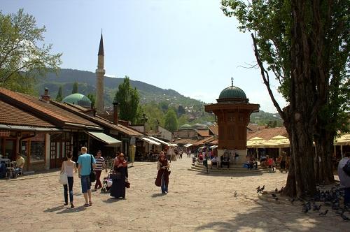 Sarajevo tourist attractions