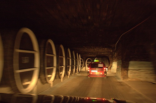 Worlds Biggest Car >> Milestii Mici - Moldova wine cellar is world's biggest | Nina Travels