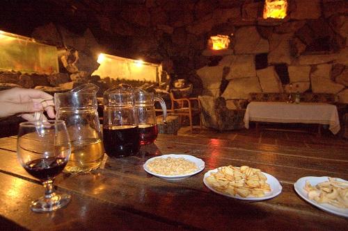 Milestii Mici wine cellar