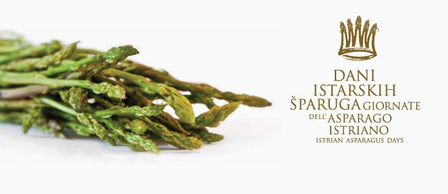 Days of asparagus, istria, Croatia