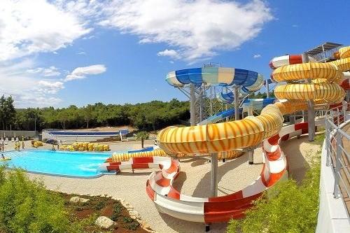Istralandia water park, Istralandia aquapark