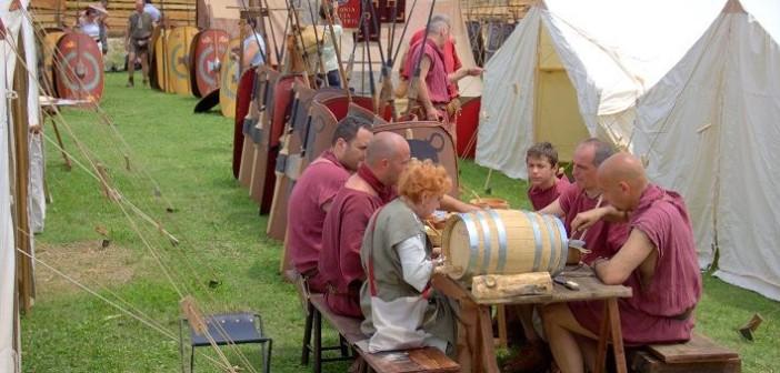 Aquileia Italy, Roman festival Aquilea, Romans daily life, Italy travel