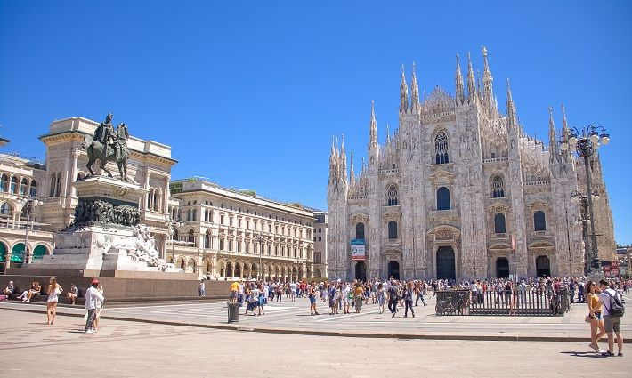 One day in Milan, Milan in one day, Milan travel blog