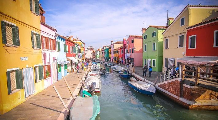 Burano island, Burano travel blog, Burano island travel blog